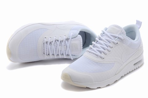 nike air max thea blanche solde
